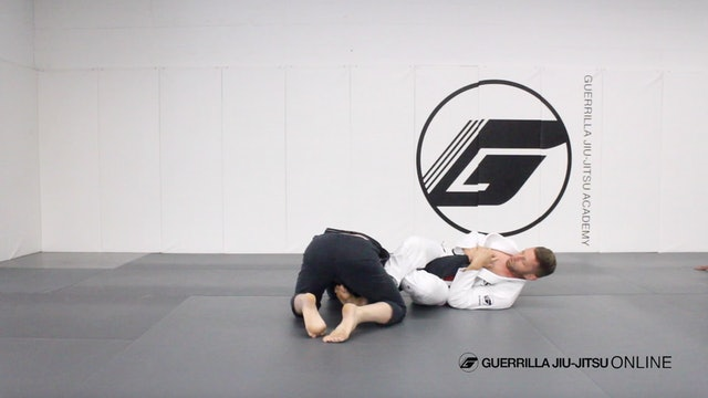 Omoplata to Armbar to the Back Part 1 - How I learned it.
