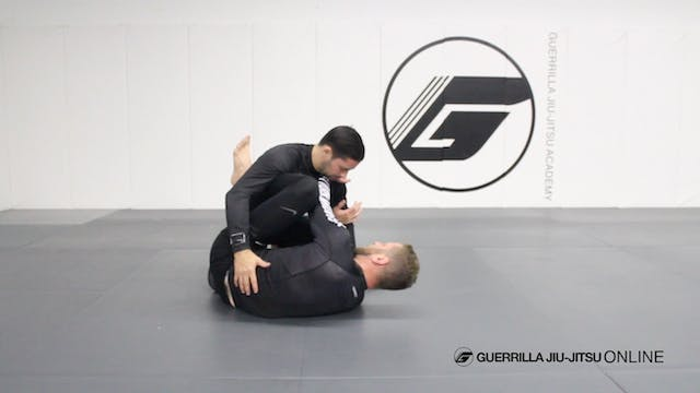 Half Guard Knee Shield - Arm Drag to ...