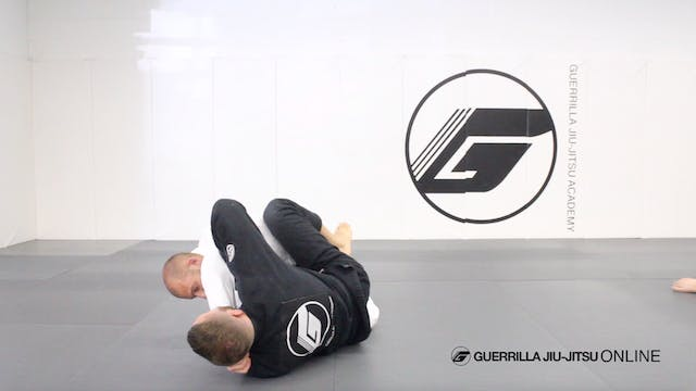 Closed Guard - Sleeve Drag System - T...