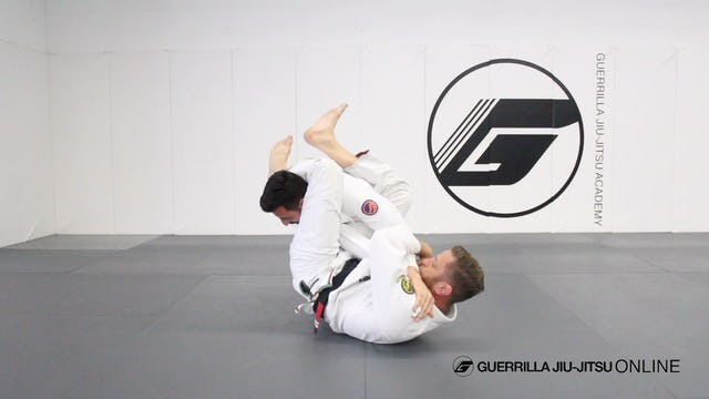 Beginner's Essentials - Closed Guard Armbar
