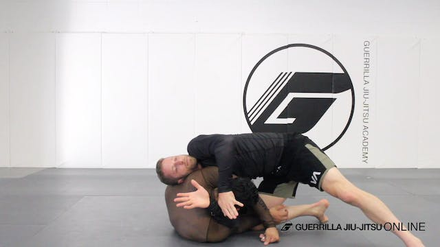 Darce Choke from the Sprawl