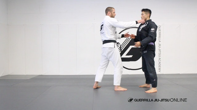Judo for Jiu-Jitsu - Dropping Morote Seoi Nage