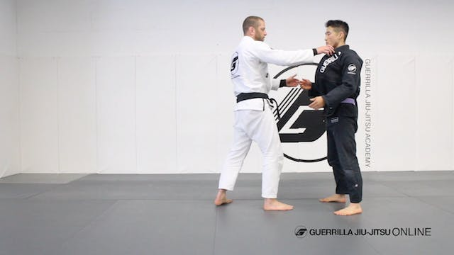 Judo for Jiu-Jitsu - Dropping Morote ...