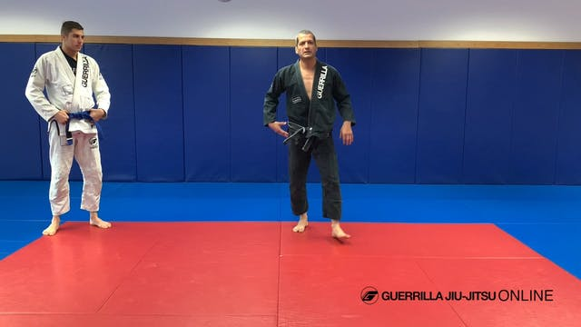 Reverse Omoplata - Lesson 3