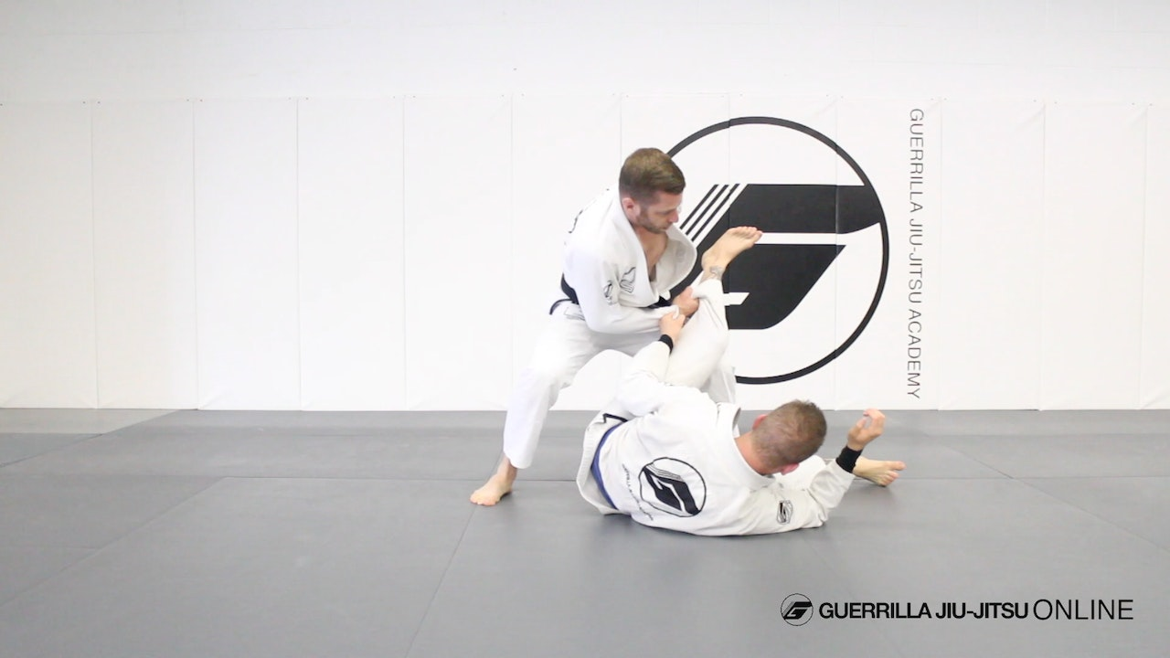 Open Guard Passing