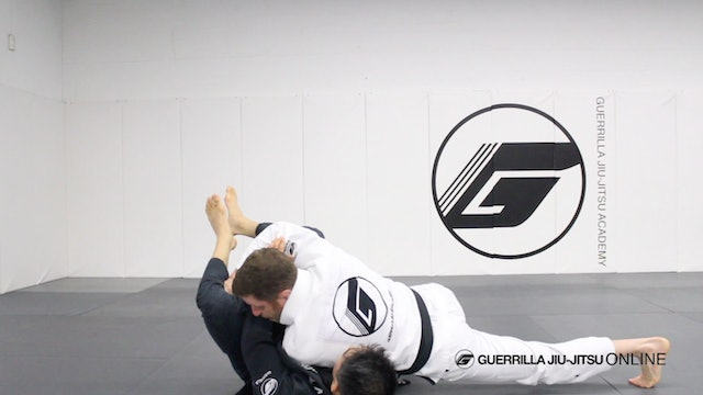 "Beginner's Essentials - Leg Control ""Toreando"" Pass Variation"