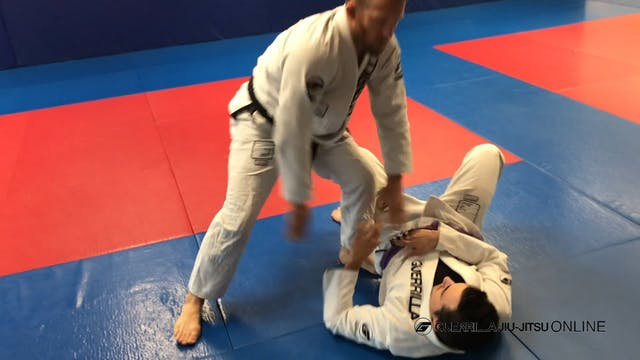 Combative Clinch Flow