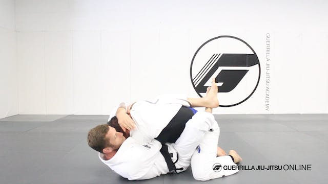 Closed Guard - Lapel Wrap Brabo Choke