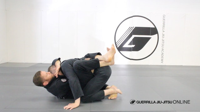 Beginner's Essentials - Slingshot Cross Choke from Closed Guard