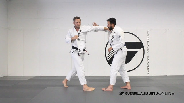 Judo Gripping - Countering a Strong Lapel Grip
