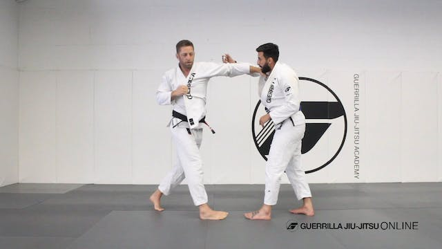 Judo Gripping - Countering a Strong L...