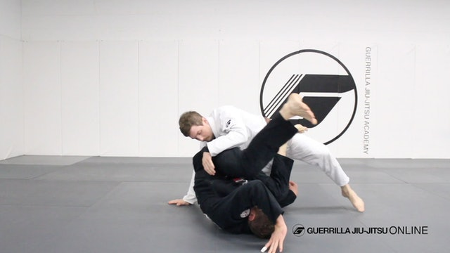 Turtle Guard - Recover Closed Guard and Triangle Choke