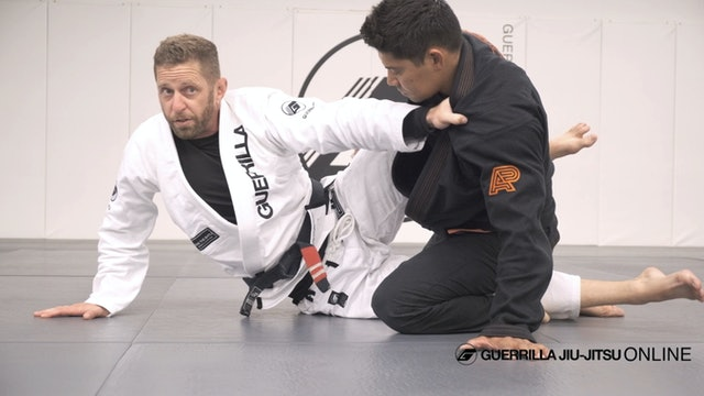 Using The Knee Shield To Get Closed Guard - Pendulum System Pt.1