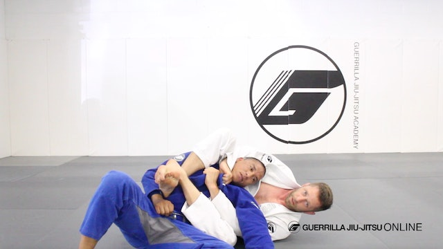 Beginner's Essentials: Simple Back Choke System Part 2