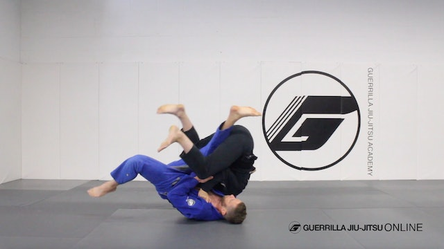 Judo Throws For Jiu-Jitsu - Sumi-Gaeshi Part 1
