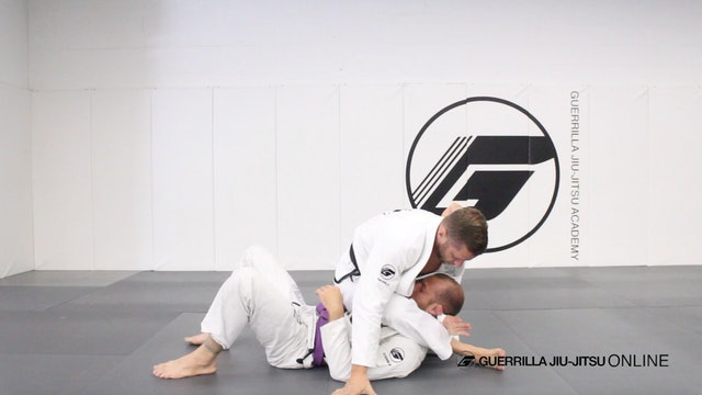 Triangle from Side Control Part 1 - Basic Entry
