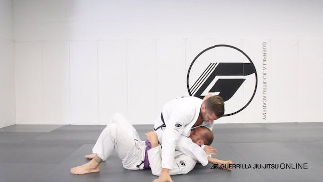 Triangle from Side Control Part 1 - B...