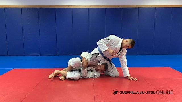 Deep Half Guard - Lesson  2
