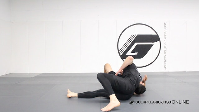 Half Guard - The Golden Kimura Setup Part 2 - North South Choke