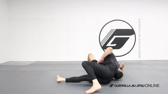 Half Guard - The Golden Kimura Setup ...