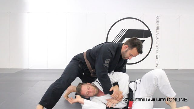 Escape the Kimura from Side Control to armbar