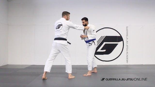 Judo Gripping - Basic Gripping Pattern