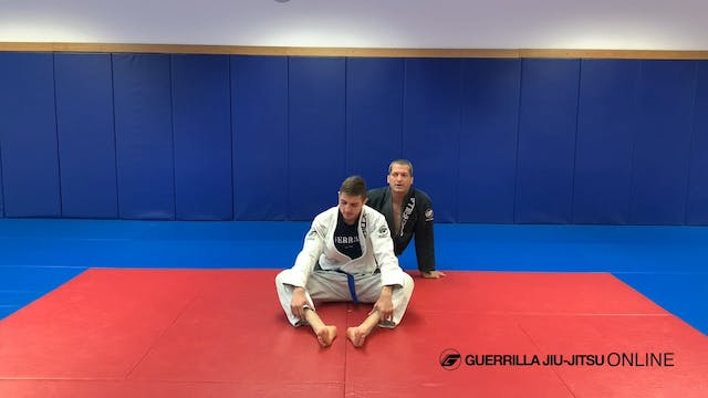 Back Control for Kids - Lesson 3