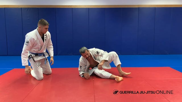 Deep Half Guard - Lesson 4