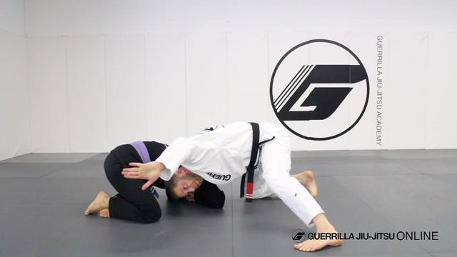 Bow and Arrow Loop Choke from Front H...