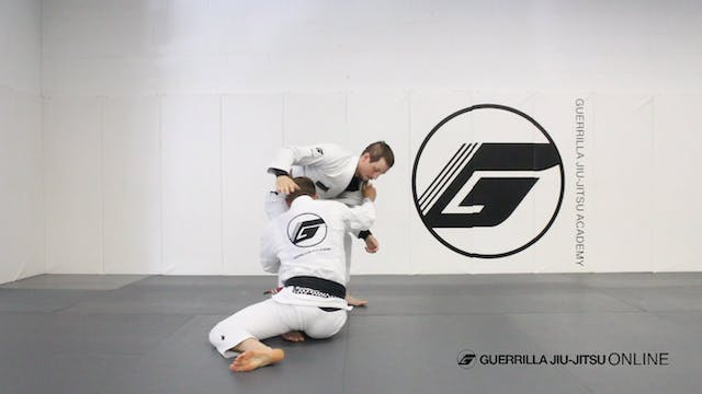Basic De la Riva Guard Pull to Single...
