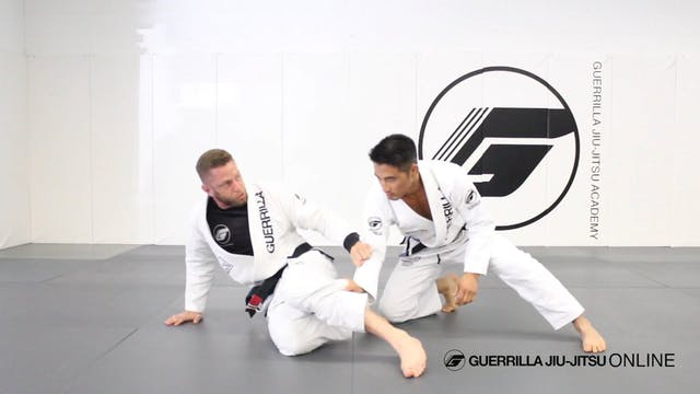 Guard Recovery - Elbow Push