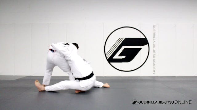Counter Cross Grip with Tani Otoshi V...