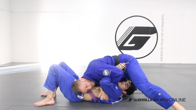 Chopping Bock System - Brabo Choke - Hand Walk to Beat the Elbow Line
