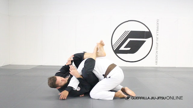 Closed Guard - Sleeve Drag System Part 4 - Shredder Armlock