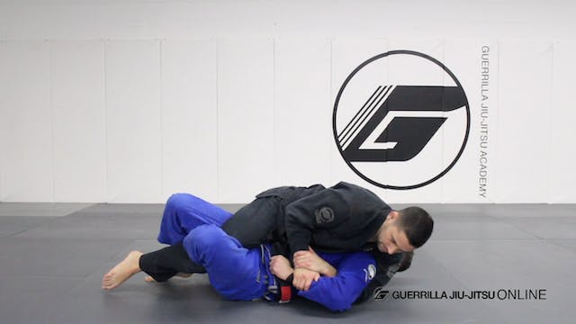 Half Guard - Counter the Right Pass -...