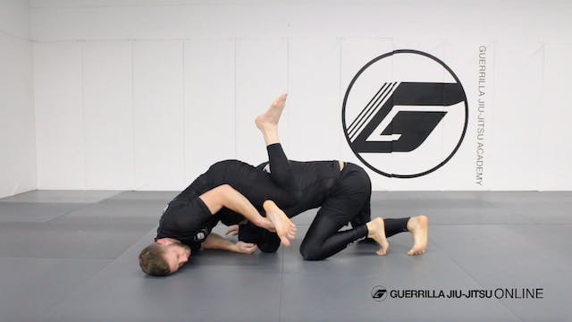 Counter the Single Leg to Inverted Tr...