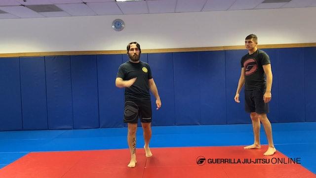 Striking Fundamentals: Setting Up Low Kicks
