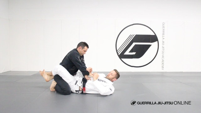 Closed Guard - Sleeve Drag Series Part 1 - Take the Back