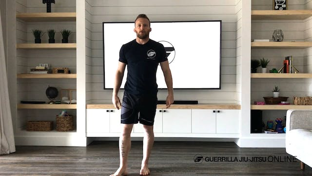 Four Corner Striking Drill for Kids a...