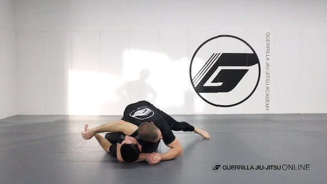Choke Transition Flow  - Guillotine from the Back and Arm Triangle