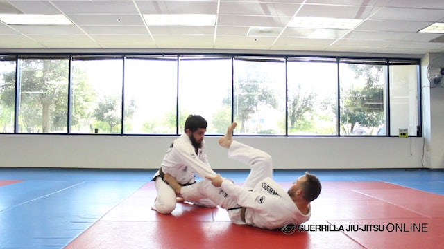 Adult Promotion Demos - White Belt 1st Stripe
