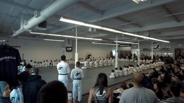 2018 Youth Promotion Ceremony Highlight at Guerrilla Jiu-Jitsu San Jose