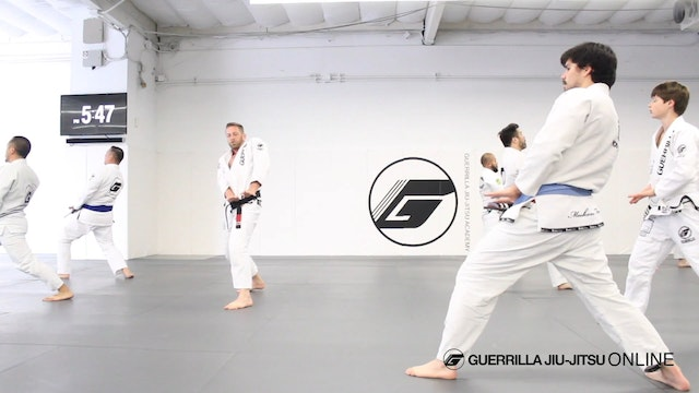 Wrestling Standup Thread for Combatives
