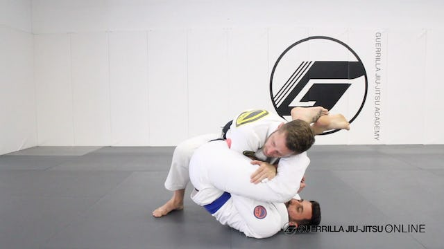 Beginner's Essentials -  Armbar Defense from Guard