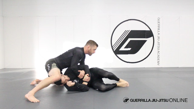 North South Choke Setup from Kimura