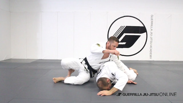 Threading: GnP the Turtle Position to Top Crucifix