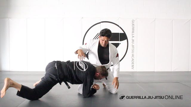 Armlock From Bottom Side Control Part...