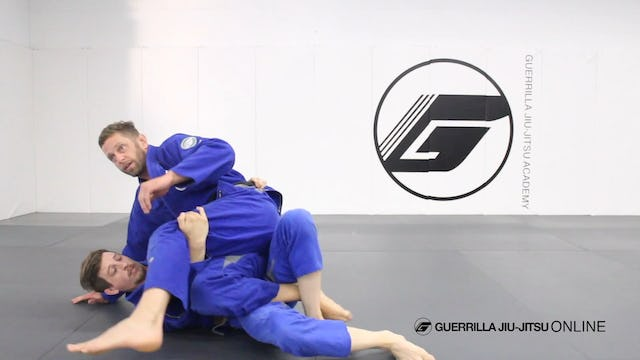Q&A - How to counter the ultimate knee cut counter.