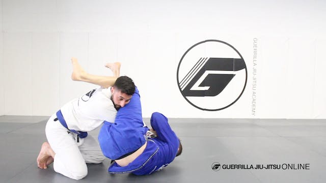 Closed Guard - Sleeve Drag Series Par...