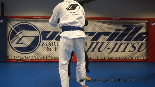Tomoe Nage to Armlock